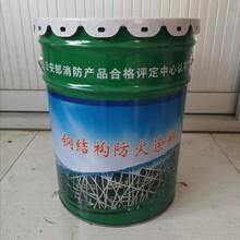 西安防火涂料供应商图片
