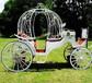 灰姑娘多用途南瓜马车YC-C0046/公主马车/欧式婚礼马车/白色马车
