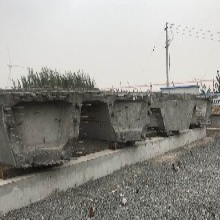 郴州桥梁芯模施工图片