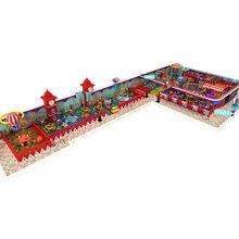 定制设计餐厅室内多种英伦娱乐休闲淘气堡游乐园大型场所设备图片