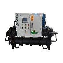 山东中科能泳池专用机组CTE污水热回收机组洗浴浴池热水图片