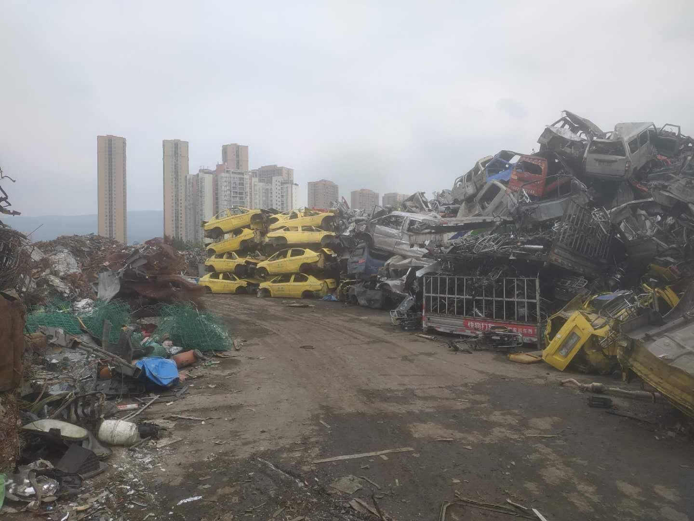 重庆长期回收报废车公司价格