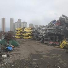 重慶長期回收報廢車公司價格圖片