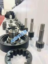 增速齒輪箱軸生產廠家精密齒輪軸行星齒輪軸可定制圖片