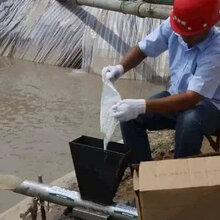 高效打桩钻井专用化学泥浆旋挖钻机专用化学泥浆护壁泥浆聚合物图片