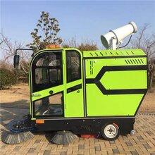 全封闭驾驶式扫地车电动扫地车主要功能嘉祥畅达环卫图片