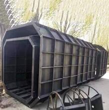 化糞池鋼模具八角型化糞池模具圓形化糞池鋼模具圖片