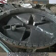 井盖钢模具圆形井盖模具方形井盖模具污水井盖模具图片