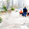 甕安溫泉酒店溫泉池人造霧汗蒸房屋檐水霧降溫全自動節能環保系統