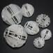 聚丙烯多面空心球PP材質生產加工38mm多面空心球價格