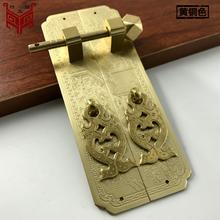 拉萨古铜中式仿古拉手订购图片