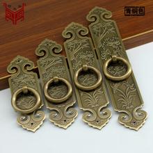 广州古铜中式仿古拉手厂家直销图片