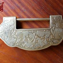 哈尔滨铜锁插销插针定制图片