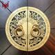 圆形全铜拉手供应图