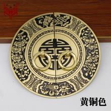 济南圆形全铜拉手批发图片