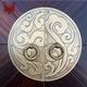杭州圆形全铜拉手批发图