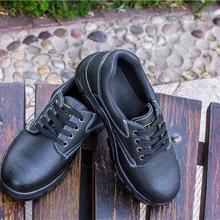 工作勞保鞋鋼包頭防砸防刺穿工地勞保鞋透氣