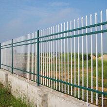 广东锌钢护栏厂家,现货三横杆,便宜标准规格,欢迎大批量定制图片