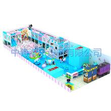 淘气堡大型蹦床室内儿童乐园亲子游乐场户外滑梯儿童游乐设备厂商图片