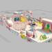 秦皇島大型淘氣堡親子樂園室內淘氣堡兒童樂園等游樂設施