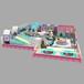 广安室内淘气堡大型商场亲子乐园百万球池滑梯蹦床儿童乐园