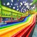 淘气堡生产厂家室内两段式滑梯大型魔鬼滑梯厂家直销