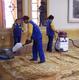 南宁地毯清洁图