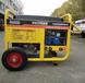 武夷山汽油輕型電焊機出租價格