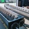压滤机连接设备料仓+螺旋输送机