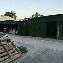 西安专业生产固定帆布雨棚大排档帐篷工厂蓬物流蓬图片