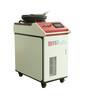 鈑金手持激光焊接機高精度定位、能量密度低