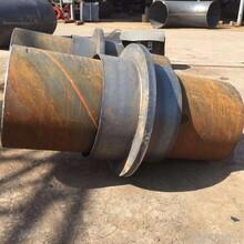 渭南钢套钢保温固定节价格图片