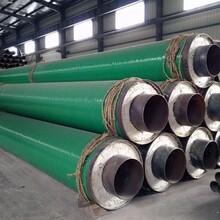 安徽钢套钢保温管价格图片