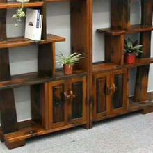 揚州實木工藝品擺放架銷售圖片