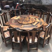 珠海實木餐桌價格圖片