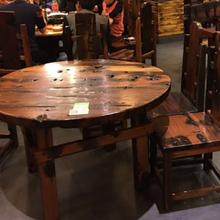 廈門實木餐桌供應圖片