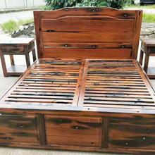 雅安实木床供应图片