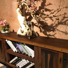 杭州實木電視柜定做圖片