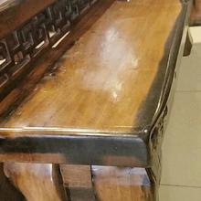 湖州老船木家具定制圖片