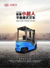 萬江區BYD比亞迪叉車圖片