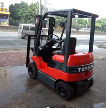 大鵬新區二手電動叉車銷售圖片