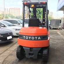 荔灣區二手電動叉車銷售圖片