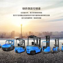 東坑新能源電動叉車出租圖片