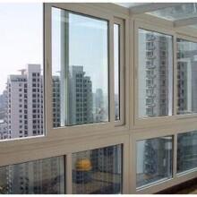 福田断桥铝合金门窗定做安装厂家图片