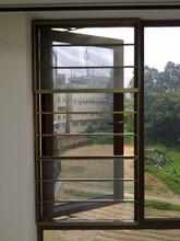 龙华防虫防蚊纱窗供应商图片