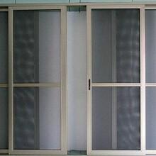 盐田防蚊纱窗定制厂家图片