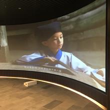 洛阳环幕投影系统图片