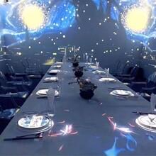 金华3d裸眼全息餐厅投影价格图片