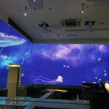 上海3d裸眼全息餐厅投影价格图片