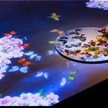 铜陵3d裸眼全息餐厅投影图片